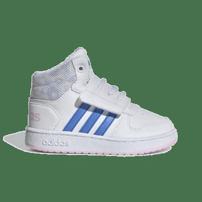 adidas Hoops Mid 2.0 Cloud White EE8550