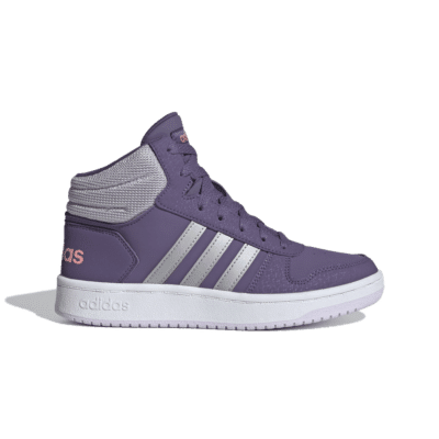 adidas Hoops 2.0 Mid Tech Purple EH0170