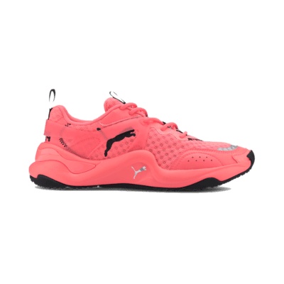 Puma Rise Neon sportschoenen Roze 372444_02