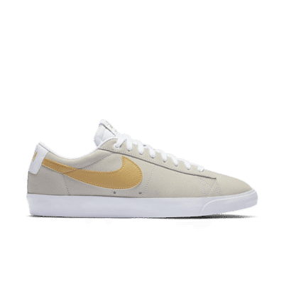Nike SB Blazer Low GT Grey Yellow 704939-104