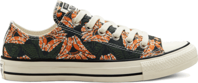 Converse Twisted Summer Chuck Taylor All Star Low Top voor dames Black 568296C