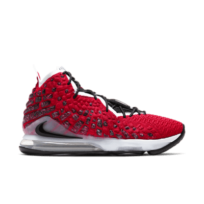 Nike LeBron 17 Red BQ3177-601