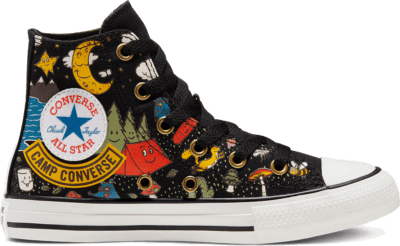 Converse Chuck Taylor All Star High Black 667527C