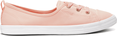 Converse Chuck Taylor All Star Ballet Lace Summer Palms Low Top Washed Coral/Turf Orange 564313C
