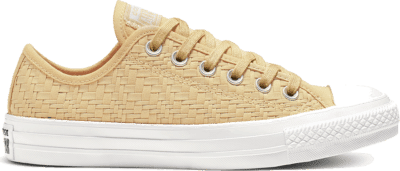 Converse Chuck Taylor All Star Woven Low Top Pale Vanilla/Egret/White 564356C
