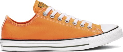 Converse Chuck Taylor All Star Summer Sport Low Top Orange Rind/Fir/White 164413C