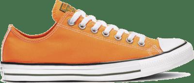 Converse Chuck Taylor All Star Summer Sport Low Top Orange Rind/Fir/White 164413C