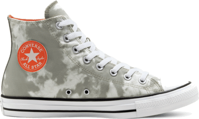 Converse Unisex Back to Shore Chuck Taylor All Star High Top Street Sage/White/Black 167521C
