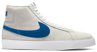 "Nike Skateboarding Zoom Blazer Mid ""White"" 864349-104"