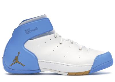 Jordan Melo 1.5 White University Blue OG 309265-171