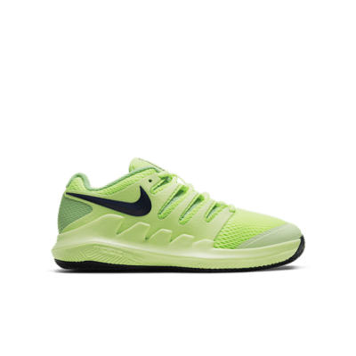 NikeCourt Jr. Vapor X Groen AR8851-302