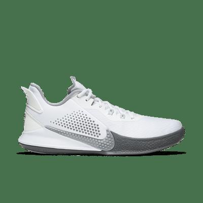 Nike Mamba Fury White Wolf Grey CK2087-100