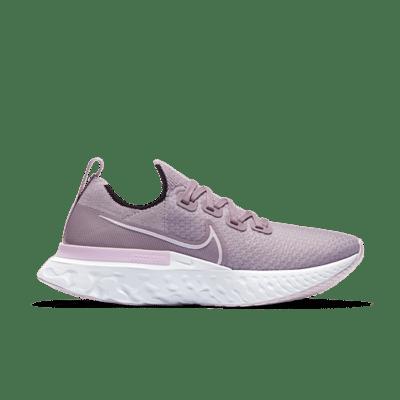 Nike React Infinity Run Flyknit Paars CD4372-501