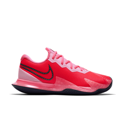 NikeCourt Air Zoom Vapor Cage 4 Rood CD0432-604