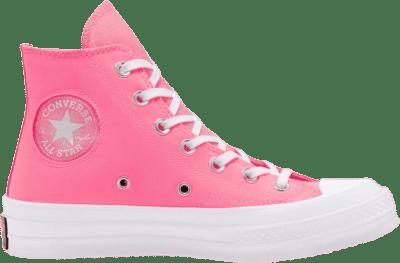 Converse Chuck 70 High 'Concrete Heat – Electric Blush' Pink 167677C