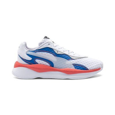 Puma RS-PURE Vision hardloopschoen Wit / Blauw 371157_01