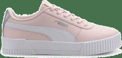 Puma Carina L sportschoenen Roze / Wit 370677_07