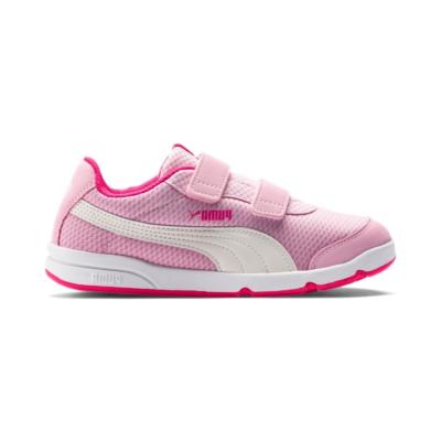 Puma Stepfleex 2 Mesh sneakers Roze / Wit / Paars 190703_07