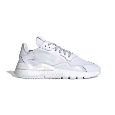 adidas Originals Nite Jogger Cloud White  FV1267