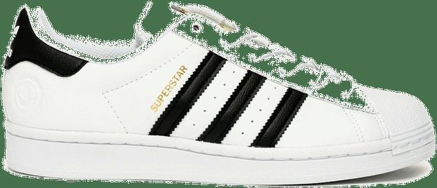 adidas Originals Superstar Vegan Footwear White  FW2295