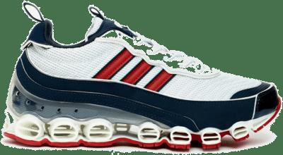 adidas Microbounce T1 Cloud White EG5394
