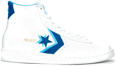 Converse Pro Leather Mid White 169035C