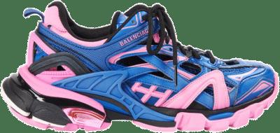 Balenciaga Track.2 Blue Pink (W) 568615W2GN34050