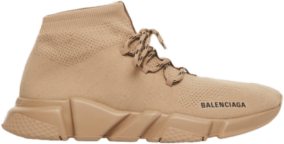 Balenciaga Speed Lace Up Triple Beige (W) 587284W17019710