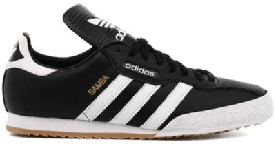 "adidas Originals SAMBA SUPER ""BLACK"" 19099"