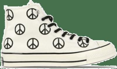 "Converse Chuck 70 HI ""Peace"" 167912C"