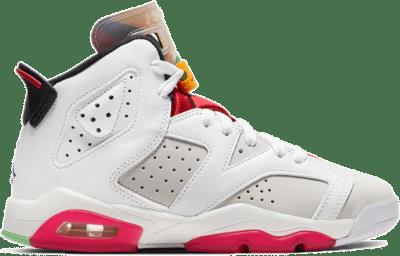 Jordan 6 Retro Hare (GS) 384665-062