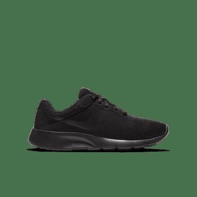 Nike Tanjun GS 'Triple Black' Black 818381-001