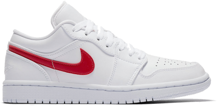 "Air Jordan WMNS 1 LOW ""WHITE"" AO9944-161"
