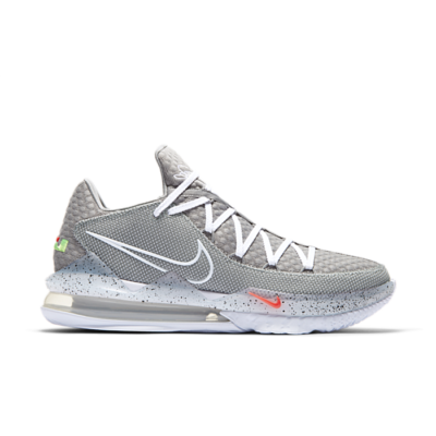 "Nike Lebron 17 Low ""Particle Grey"" CD5007-004"