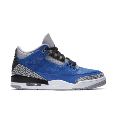Jordan Air Jordan 3 'Blue Cement' Blue Cement CT8532-400