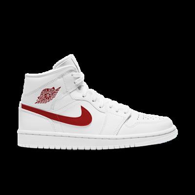 Jordan 1 Mid White BQ6472-106