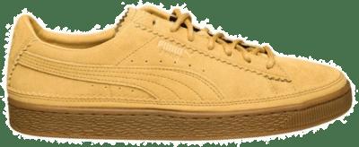PUMA Suede Classic Brogue Sneaker 366631-03 bruin 366631-03
