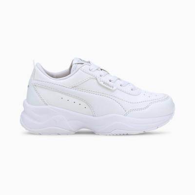 Puma Cilia Mode sportschoenen Wit / Zilver 374232_02