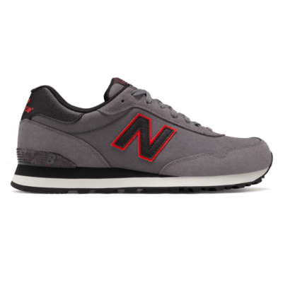 New Balance 515 Castlerock/Black/Velocity Red
