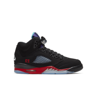 "Air Jordan 5 RETRO (GS) ""GRAPE"" CZ2989-001"