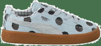 PUMA x tinycottons Basket Kinderen Sneaker 365978-02 wit 365978-02