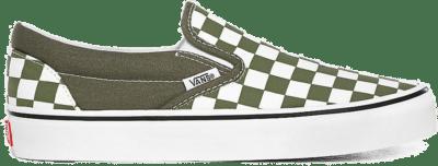 VANS Checkerboard Classic Slip-on  VN0A4U381GA