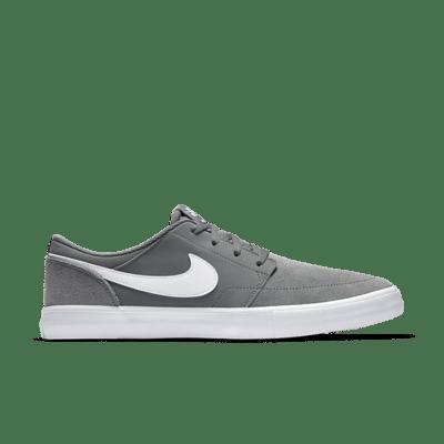 Nike Sb Portmore Ii Solar Cool Grey/White-Black 880266-010