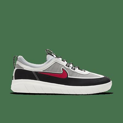"""Nike Skateboarding Nyjah Free 2.0 """"Metallic Silver"""" BV2078-002"""