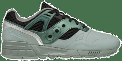Saucony Grid SD OR Heren Sneaker S70388-02 groen S70388-02