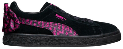 Sneakers SUEDE x Barbie PS by Puma Zwart 366658 01
