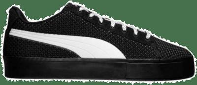 PUMA x Daily Paper Court Platform Sneaker 363457-01 zwart 363457-01