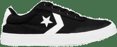 Converse Courtland Ox Kinderen Sneaker 361818C-001 zwart 361818C-001