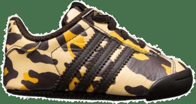 adidas Originals x Jeremy Scott Crib Leopard babyschoenen S77811 meerkleurig S77811