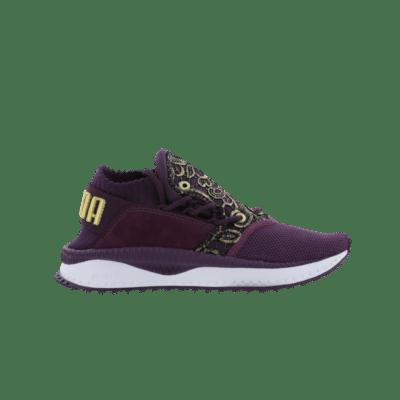 Puma Tsugi Embroidery Purple 366496 02